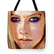 Queen Lavigne Tote Bag