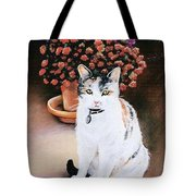 Queen Marishka Tote Bag