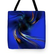 Queen Maub's Emergence From The Nevernever Tote Bag