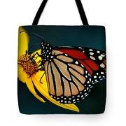 Queen Monarch 2 Tote Bag