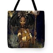 Queen Negasi Tote Bag
