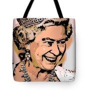 Queen Of Diamonds Tote Bag