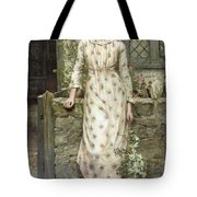 Queen Of May Tote Bag