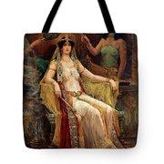 Queen Of Sheba Tote Bag