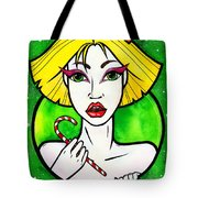 Queen Of Sweets Tote Bag