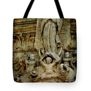 Queen Of The Missions Tote Bag