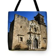 Queen Of The Missions - San Jose Tote Bag