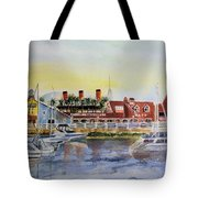 Queen Of The Shore Tote Bag