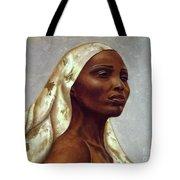 Queen Of Winter Tote Bag