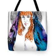 Queen Sof The Universe  Tote Bag