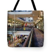 Queen Victoria Building, Sydney, Australia Tote Bag by Elaine Teague