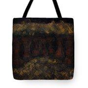 Queen's Headboard Tote Bag