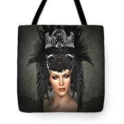 Queens Headress Tote Bag