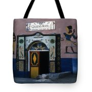 Queen's Hotel Habou Egypt Tote Bag