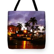 Queens Park Tote Bag