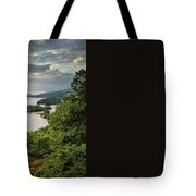 Queen's View Tote Bag