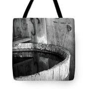 Quench The Fire Tote Bag