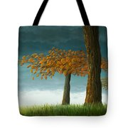 Quercus Corymbion Tote Bag