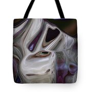Querulous Hound Tote Bag by Wayne King