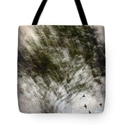 Quickly Tote Bag by Carol Leigh