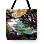 Quiet And At Peace Tote Bag