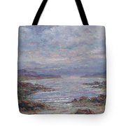 Quiet Bay. Tote Bag