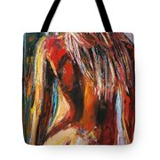 Quiet Breeze Tote Bag