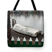Quiet Day Off Tote Bag