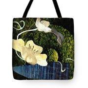 Quiet Garden Tote Bag