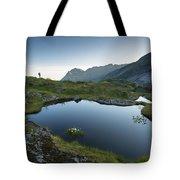Quiet Lofoten Tote Bag