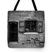 Quiet Lunch Tote Bag