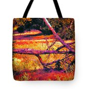 Quiet Meadow Tote Bag
