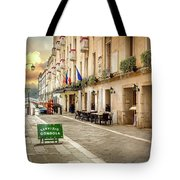 Quiet Morning In Venezia Tote Bag
