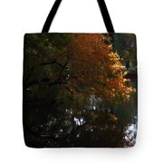 Quiet On The Lake Tote Bag