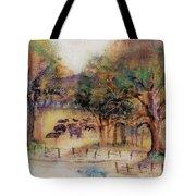 Quiet Pastures Tote Bag