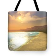 Quiet Places Tote Bag by Corey Ford