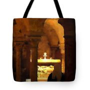 Quiet Prayers Tote Bag