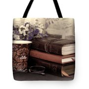 Quiet Reading Time Tote Bag