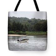 Quiet River Tote Bag