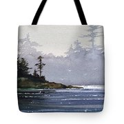 Quiet Shore Tote Bag