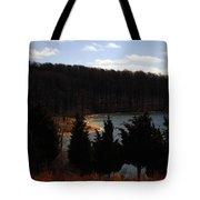 Quiet Shoreline Tote Bag