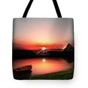 Quiet Still Tote Bag