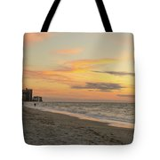 Quiet Time At The Beach Tote Bag