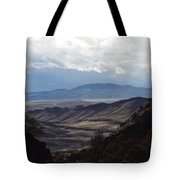 Quietly Lookin Out Tote Bag