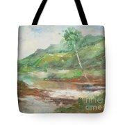 Quietness Tote Bag