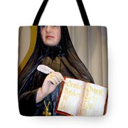 Quill And Cross Tote Bag