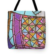 Quilts Online Tote Bag