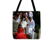 People Series - Quinceanera Ceremony  Tote Bag