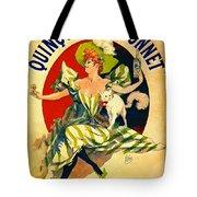 Quinquina Dubonnet Aperitif 1895 Tote Bag