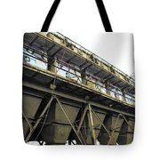 Quintuple Industrial Repeat Tote Bag